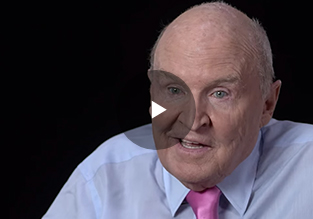 Jack Welch Speaking.