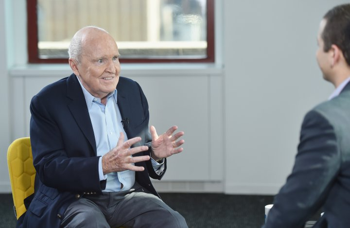 Fortune Jack Welch Is Reinventing The Mba Jack Welch Mba