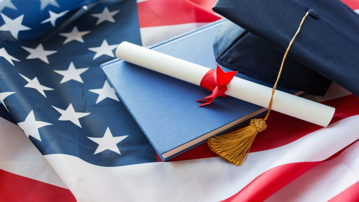 America, graduation, student success story