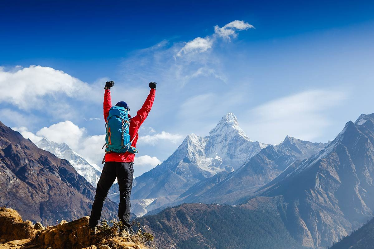 Mt. Everest, Goal, Teamwork, Leadership