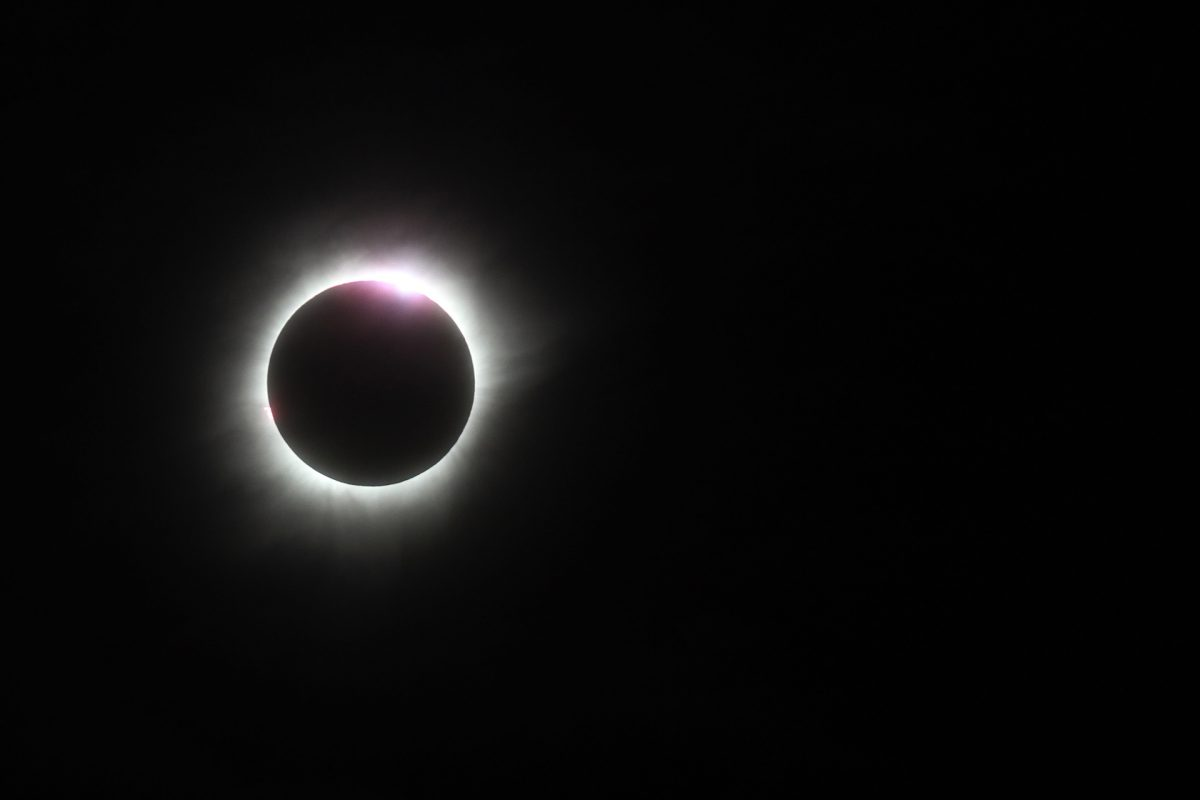 total solar eclipse, leadership
