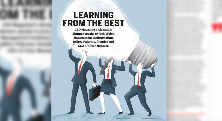 Ceo Magazine Story How Jwmi Helped My Business Jack Welch Mba