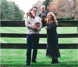 Jordan Brackett Family