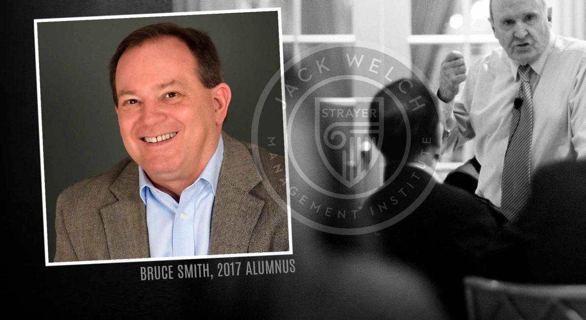Jack Welch MBA, Bruce Smith